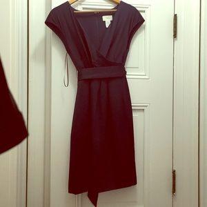 JCREW satin women's 2P dress